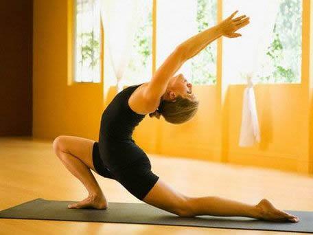 Асаны йоги для похудения в картинках - Принципы